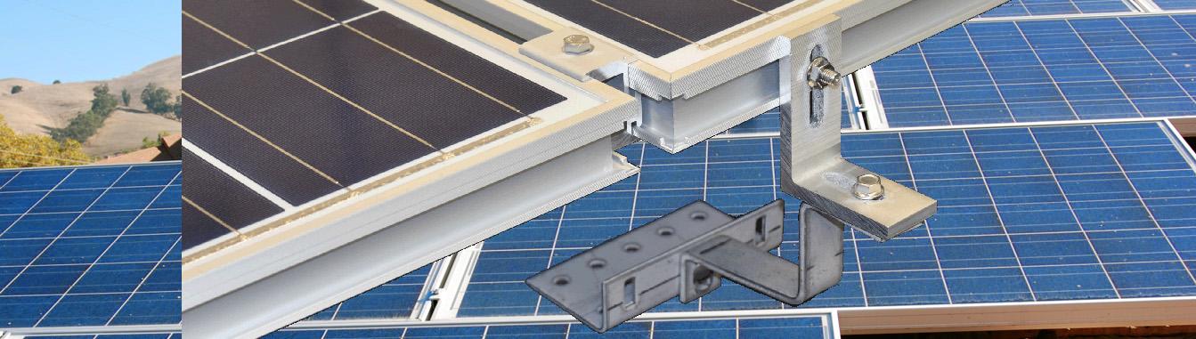 MageMount Rail-less Solar Mounting System Slider 2