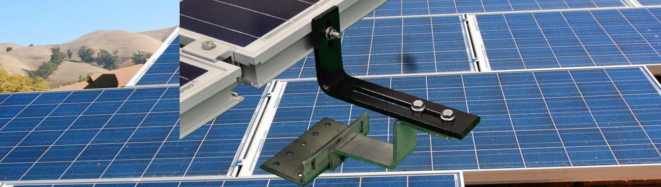 MageMount Rail-less Solar Mounting System Slider 3
