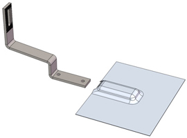 tile-hook-flat-without-rail-nut-with-flashing-exploded-300